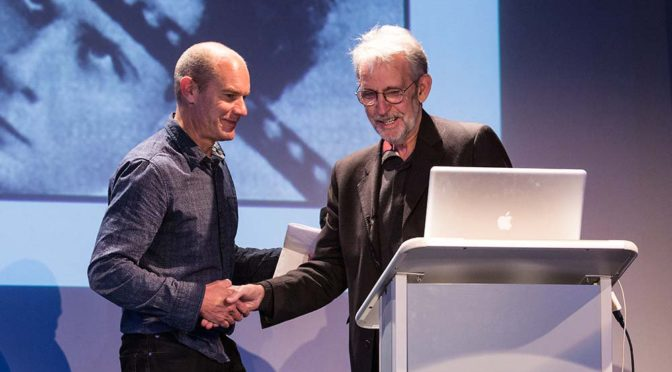 Walter Murch at EditDay2015